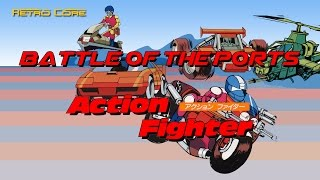 Battle of the Ports - Action Fighter - アクション ファイター (Show #32)