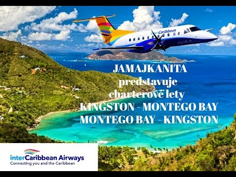 Jamaica fly with InterCaribbean Airways & JAMAJKANITA