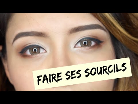 Maquiller / Tracer ses sourcils - Anastasia Beverly Hills Deep Brow Pomade