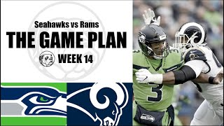 Seattle Seahawks vs LA Rams | The Game Plan