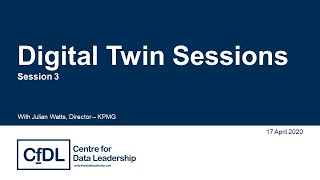 Digital Twin Sessions #3: Scale Doesn't Matter, Data Does!