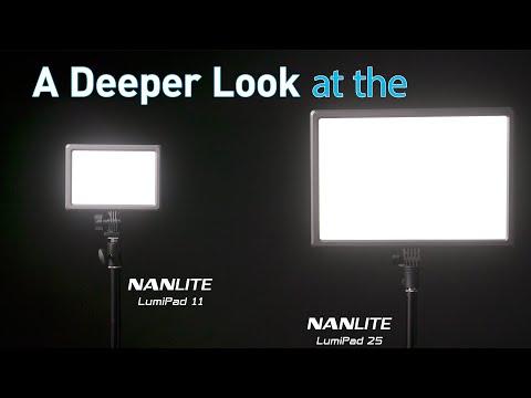 NanLite LumiPad 11 and LumiPad 25: A Deeper Look