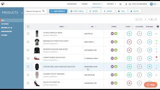 Purchasing And Inventory Management