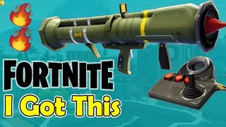 Fortnite - I'm a starving hunter looking for this W