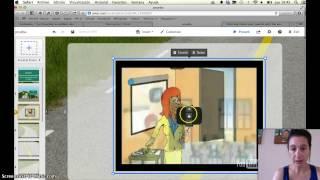 Reproducción automática video en Prezi