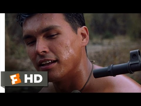 Windtalkers (7/10) Movie CLIP - Yazhee Fights Chick (2002) HD