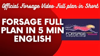 Forsage Full Plan in English | Forsage Smart Contract | Forsage Ethereum | Forsage Review |