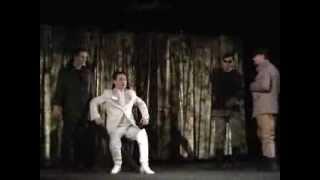 отрывок из спектакля-Борис Годунов
