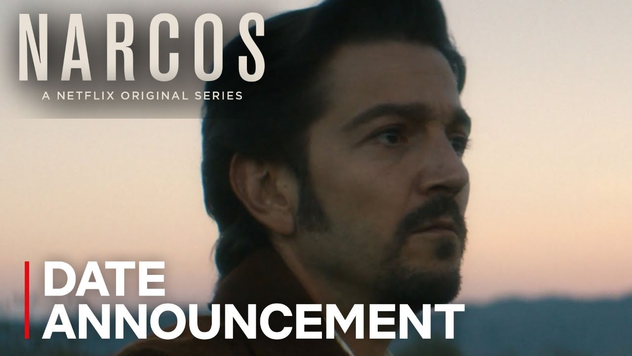 Narcos: Mexico | Date Announcement [HD] | Netflix