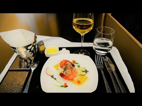 Etihad Airways Business Class Beijing To Nagoya Experience