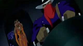 Vigilante on Justice League Unlimited