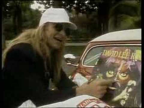 David Lee Roth - Trick or Treat Interview