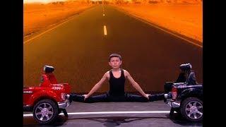 Юный «Ван Дамм» из Кара-Суу впечатлил Галкина на шоу «Лучше всех!»