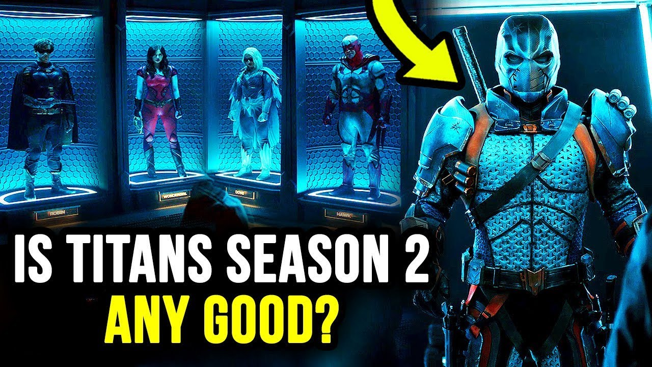 Download Is Season 2 Worth YOUR Time? - Titans Season 2 Episode 1 REVIEW!