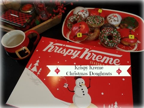 krispy kreme 2016 christmas doughnuts mug - Krispy Kreme Christmas Hours