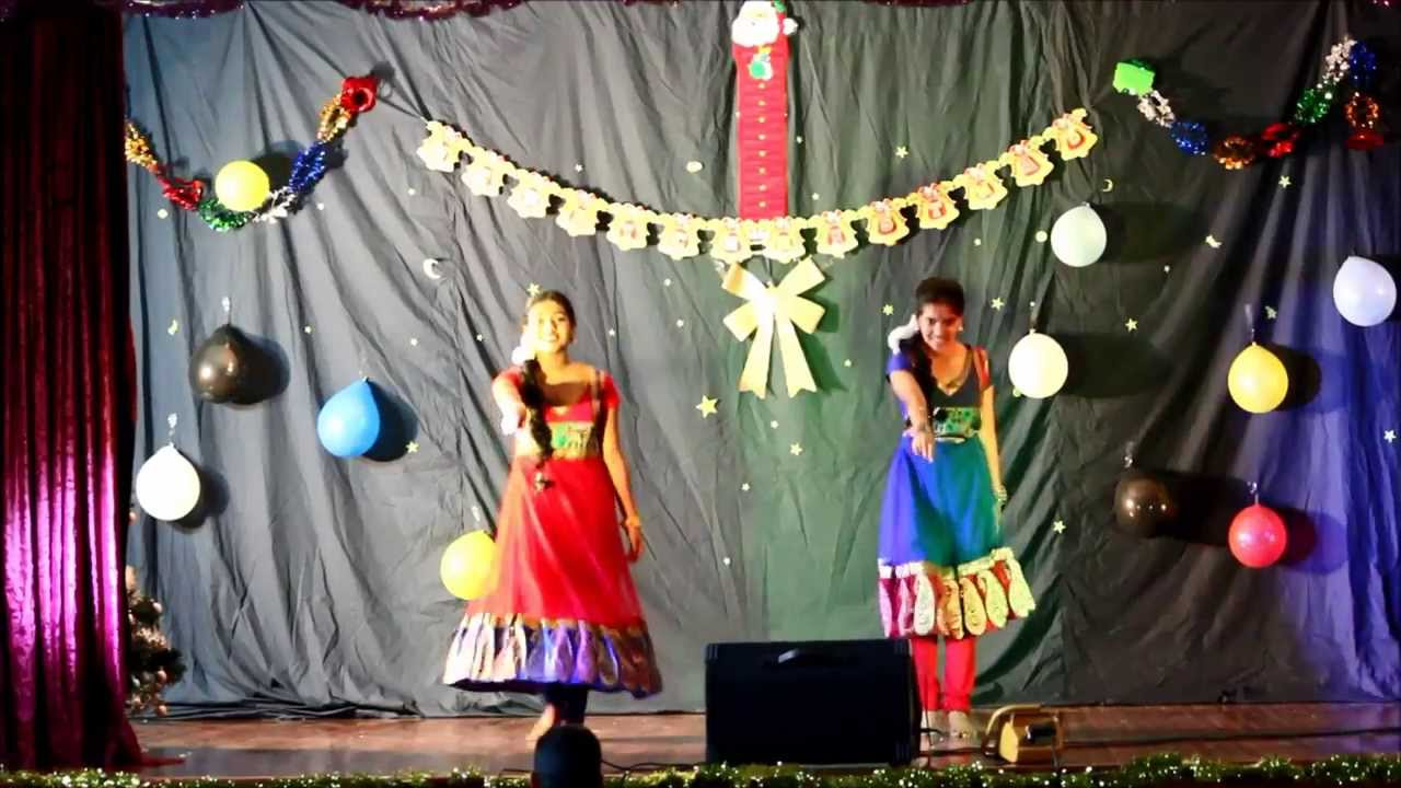 Dance by Ammu & Sneha - St. Mary's JSO Church Sydney - YouTube