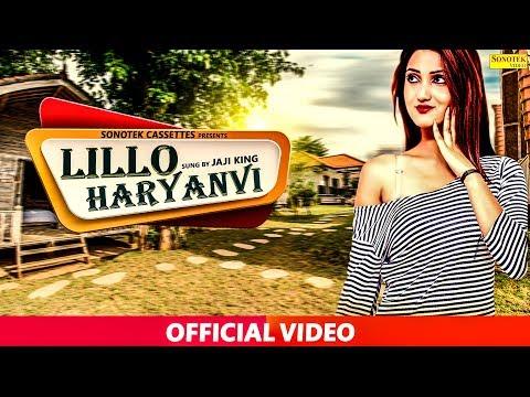 New Haryanvi Song  : - Lilo Haryanvi || Jaji King || Miss ADA | Latest Haryanvi Songs Haryanavi 2018