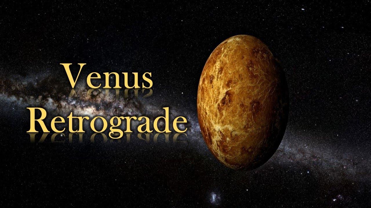 Venus retrograde in horoscope youtube venus retrograde in horoscope geenschuldenfo Images