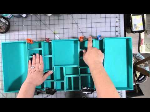 Faux Printers Drawer
