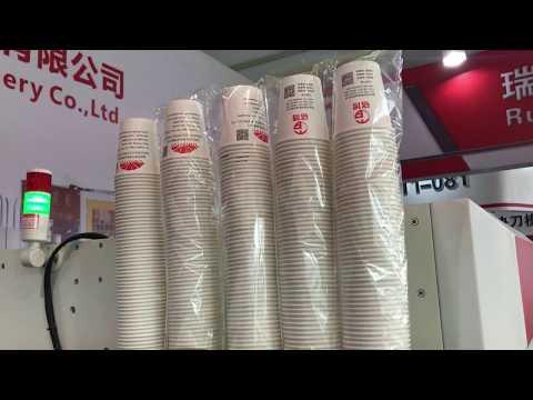 Paper Cup Machines Installed In Saudi Arabia Woosung M