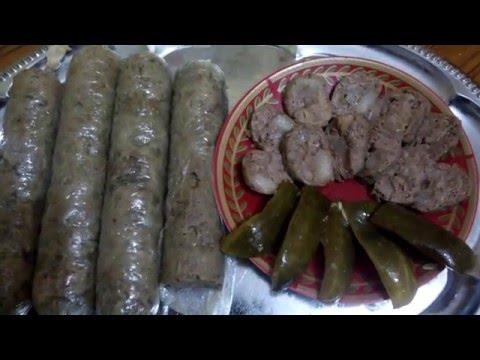 Как приготовить печеночную колбасу в домашних условиях без кишок