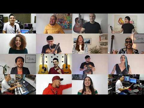 Autor-Anónimo - Se Vale ft. Artistas de Colombia (Vídeo Oficial)