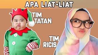Ricis dan Tatan Gemesin Banget || Video Gokil || VidgramKu