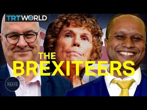 IT'S FINALLY HAPPENING! (probably)! BREXIT Radio star, MP and MEP!