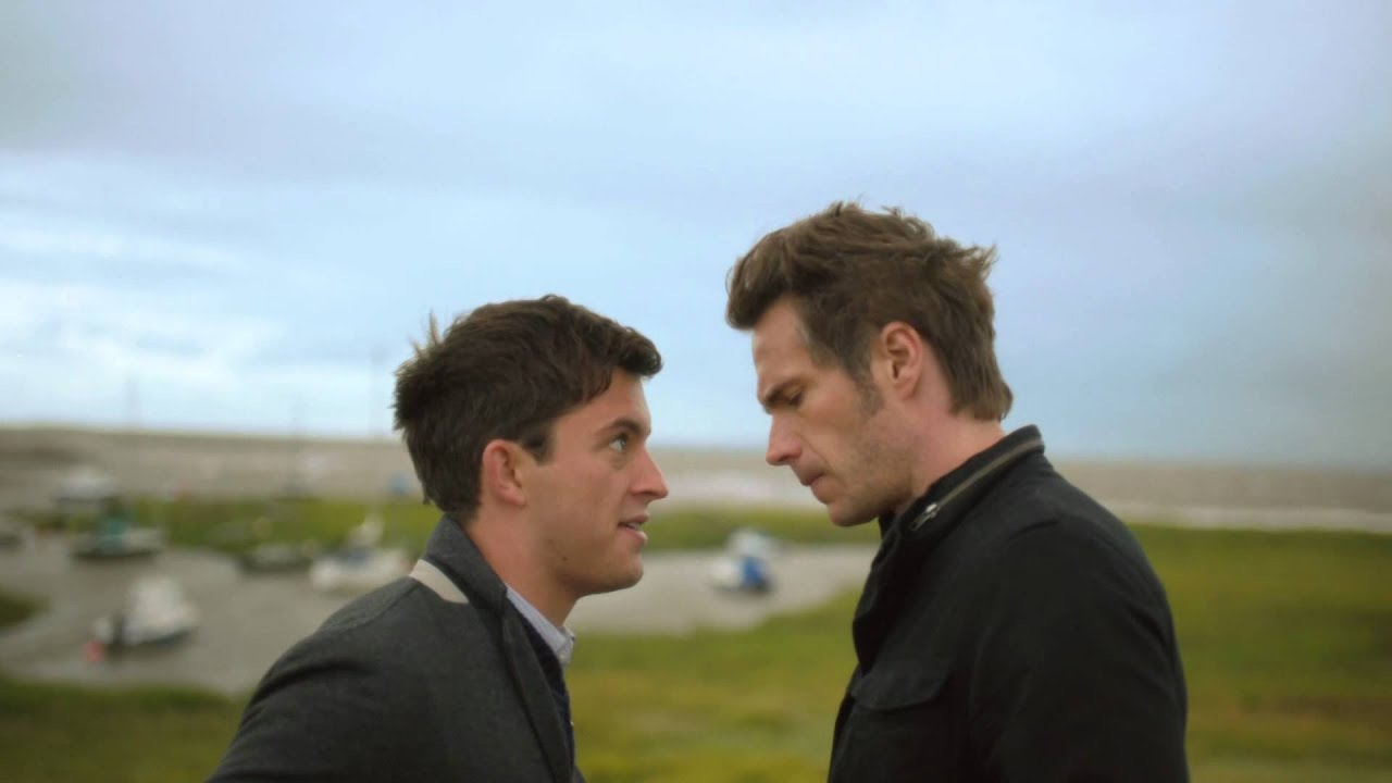 """Download James D´Arcy on """"Broadchurch"""", deleted scene ep. 5."""