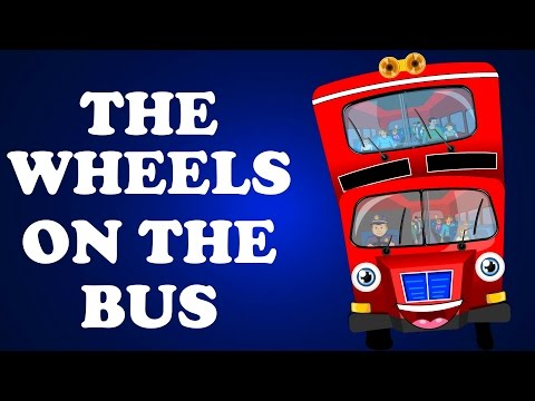 Go round the bus wheels round and download on