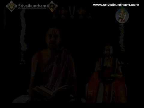 Sri Vedanta Desika Vijayam Part 1 by Anantha Padmanabha Swamy