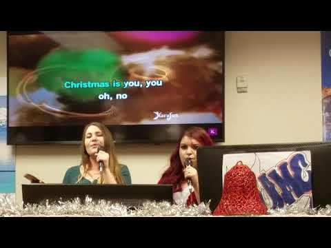 NMC Karaoke - All I Want For Christmas Is You