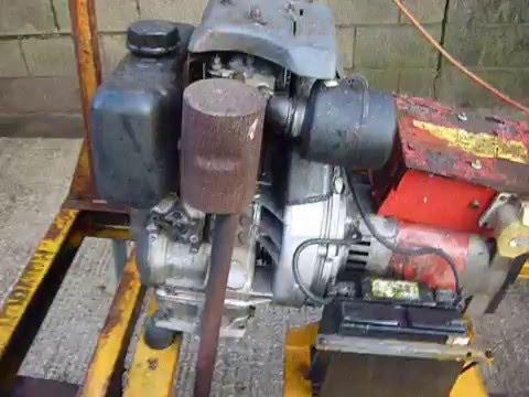petter diesel engine history