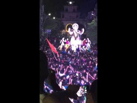 Pratap Madga ni pole Ganesh aagman 2015...