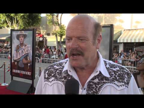 A Million Ways to Die in the West: Rex Linn Red Carpet Premiere