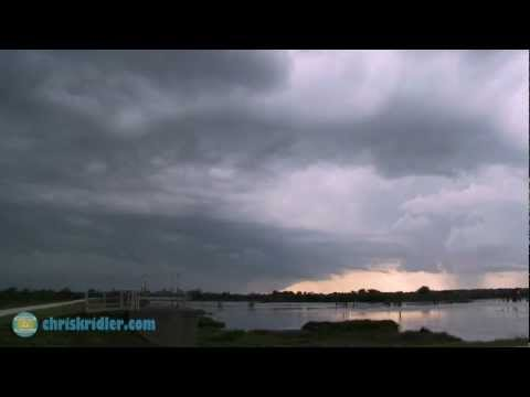 15 May 2012 Florida thunderstorms in Cocoa, Viera, Titusville