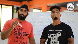 Pet Kaise Kam Kare? How to lose belly fat full program in Hindi | Fitness Fighters