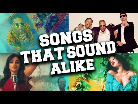 Songs that Sound Alike