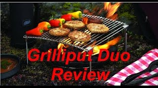 Grilliput Portable Camping Grill Full Review