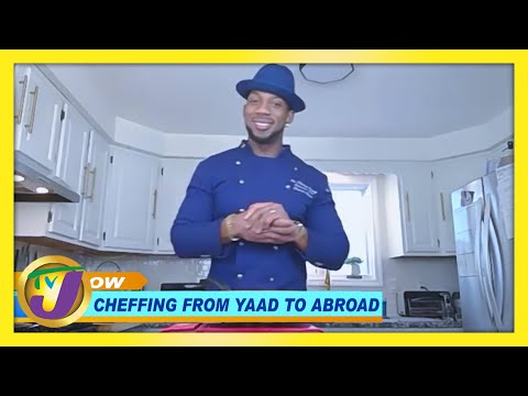 Chef Darian Bryan - Cheffing From Jamaica to Abroad   TVJ Smile Jamaica