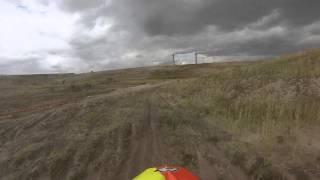 REDBULL 111 MEGA WATT pełne okrążenie 2015 Mirosław Kowalski Onboard KTM sx-f 450 part 1/3