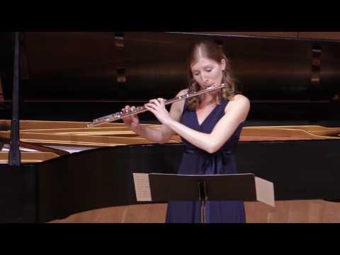 Angela Massey, flute; Mimi Solomon, piano - Ballade for flute and piano - Philippe Gaubert