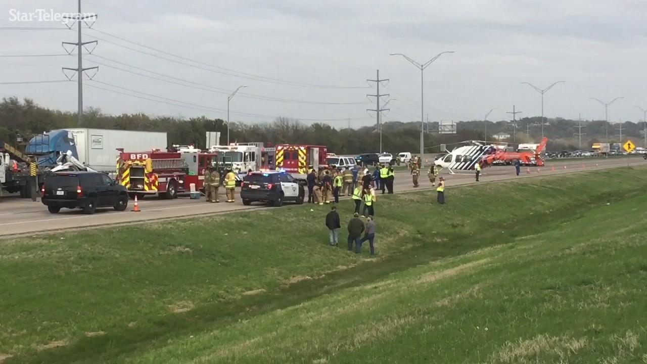 Fatal wreck on I-20