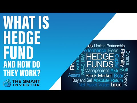 What Is Hedge Fund And How Do They Work?