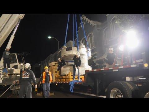 Hamilton Medical Center Installs MRI Technology, Jan 2020