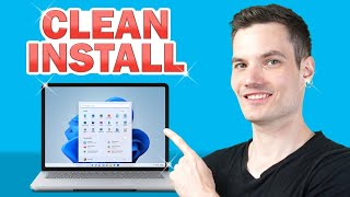 How to Clean Insтall Windows 11