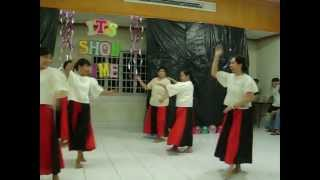 BES: Philippine Folk Dance (Cariñosa)