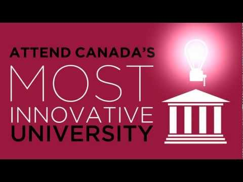 The University of Waterloo- Infographic