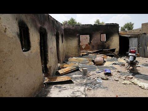 At least 30 dead in Boko Haram attacks in Nigeria