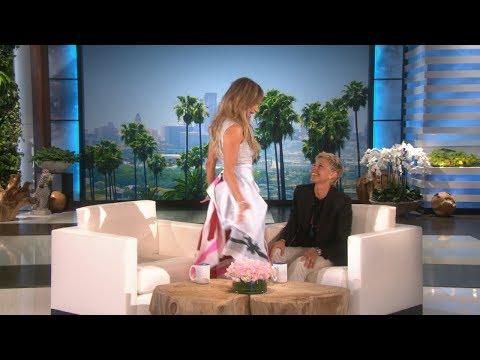 Jennifer Lopez's Best Moments on Ellen